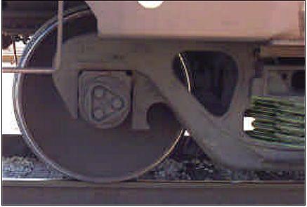 Railcar Truck Component Inspection