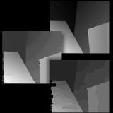 Dense Stereo Maping Using Kernel Maximum Likelihood Estimation