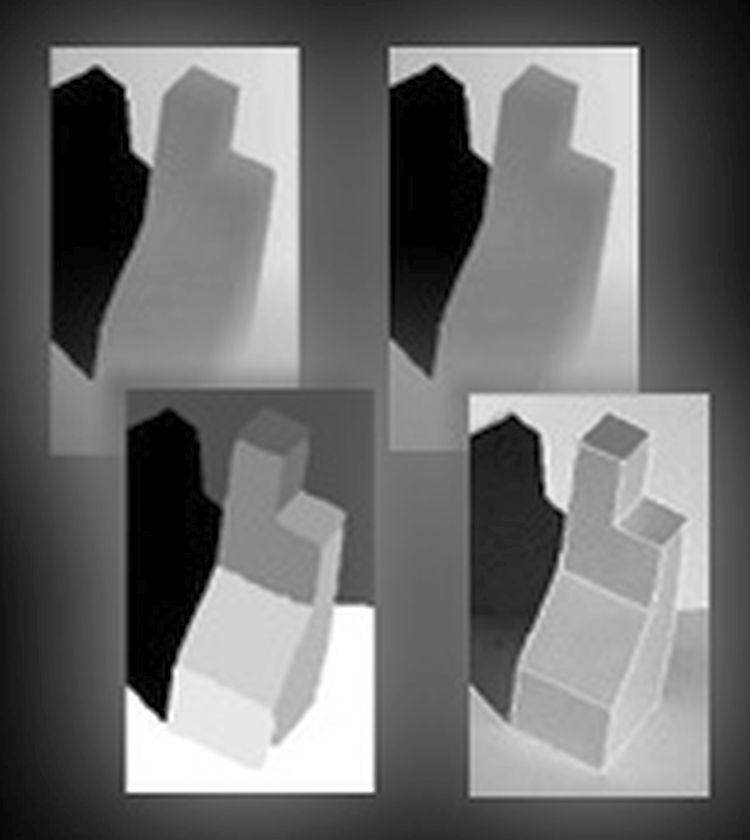 Estimation and Segmentation of Images Using Parametric Image Models