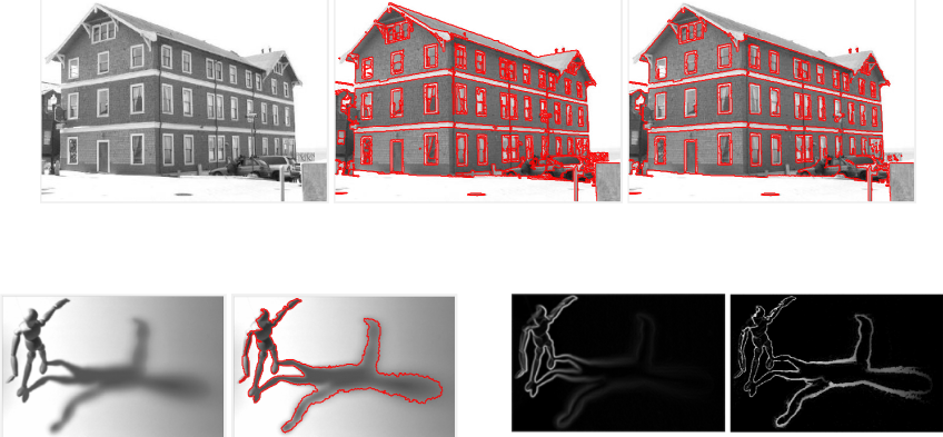 Low-Level Multiscale Image Segmentation and a Benchmark for its Evaluation